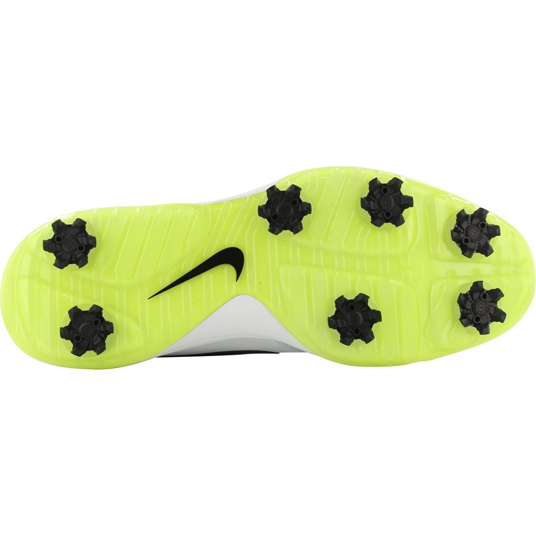 3557f9022f3 Nike Roshe G Tour Golf Shoe in Pure Platinum White Volt