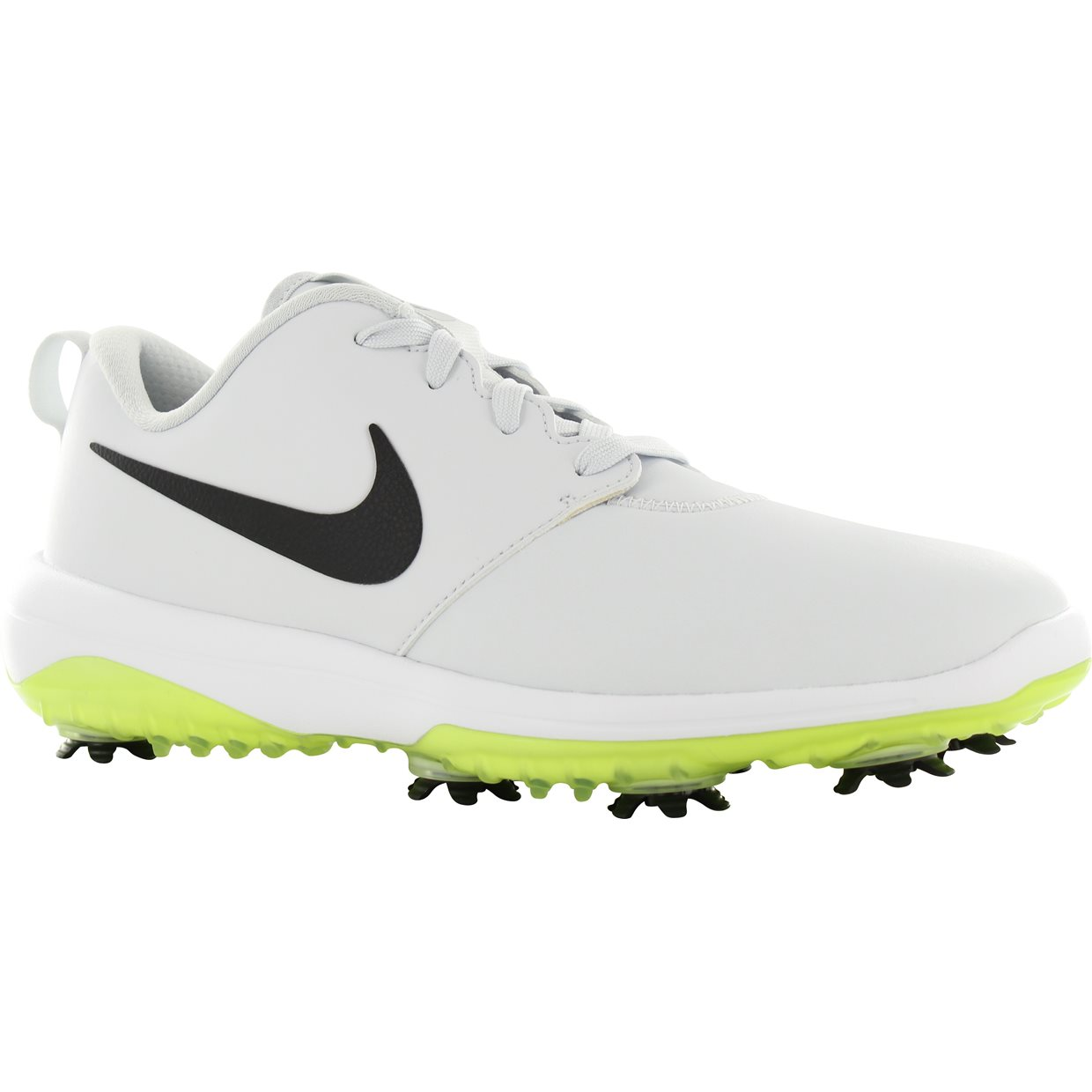 46b9317698b0 Nike Roshe G Tour Golf Shoe in Pure Platinum White Volt. No reviews.   110.00. In Stock