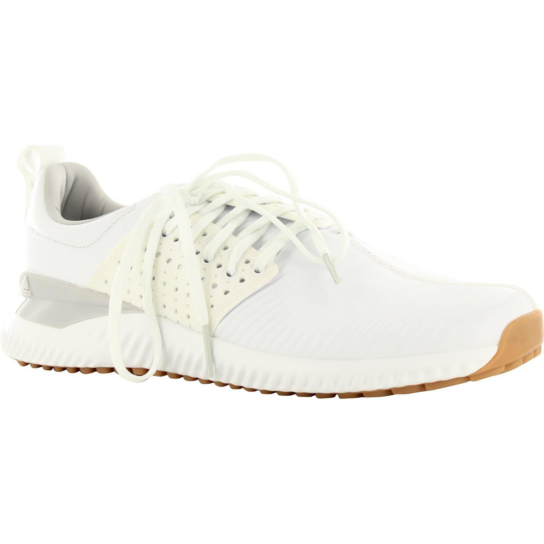 140893eed Adidas adiCross Bounce 2019 Spikeless in White Grey Gum
