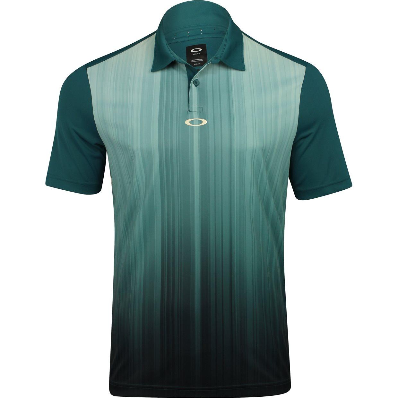 2a1484c2d4009 Oakley Infinity Line Shirt in Petrol