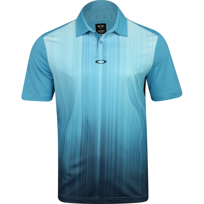 1f7630b962a8e Oakley Infinity Line Shirt in Stormed Blue