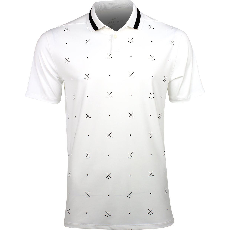 595d46f8 Nike Dri-Fit Vapor Print Shirt | FairwayStyles.com