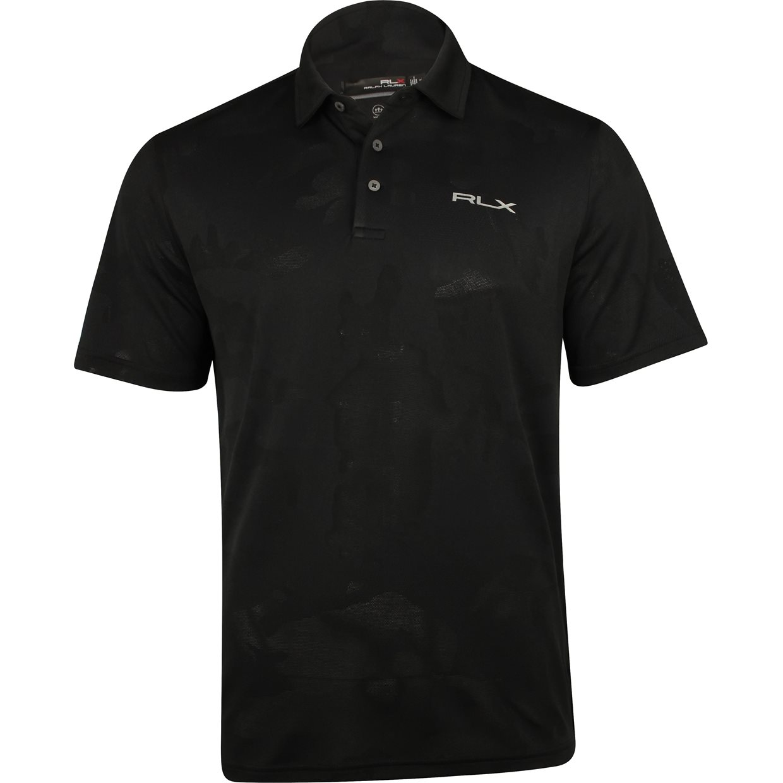 Rlx Golf Engineered Jacquard Shirt Fairwaystyles
